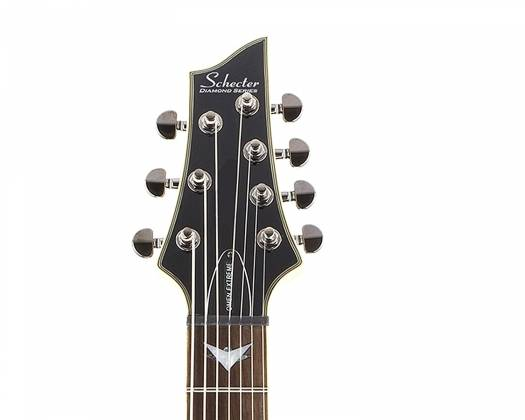 Schecter 2008-SHC Omen Extreme-7 String Electric Guitar – Black Cherry Product Image 4