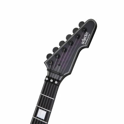 Schecter 3071-SHC FR S Special Edition 6 String RH Electric Guitar - Trans Purple Burst 3071-shc Product Image 11