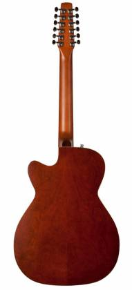 Seagull 042296 S12 Spruce Sunburst Concert Hall QIT 12 String RH Acoustic Electric Guitar Product Image 3