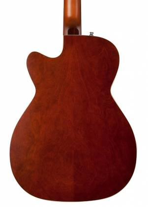 Seagull 042296 S12 Spruce Sunburst Concert Hall QIT 12 String RH Acoustic Electric Guitar Product Image 6