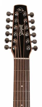 Seagull 042296 S12 Spruce Sunburst Concert Hall QIT 12 String RH Acoustic Electric Guitar Product Image 8