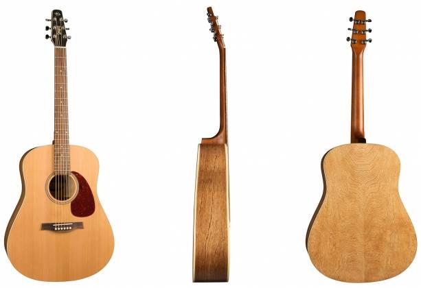 Seagull 046409 S6 Original Slim 6 String RH Acoustic Guitar Product Image 2