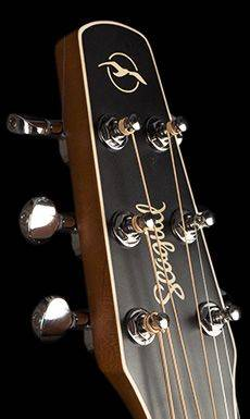 Seagull 046409 S6 Original Slim 6 String RH Acoustic Guitar Product Image 5