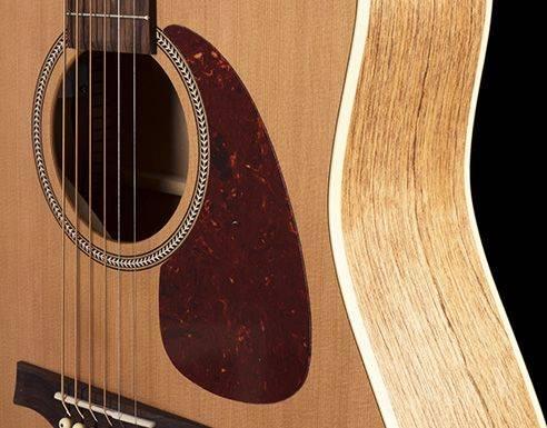 Seagull 046409 S6 Original Slim 6 String RH Acoustic Guitar Product Image 6