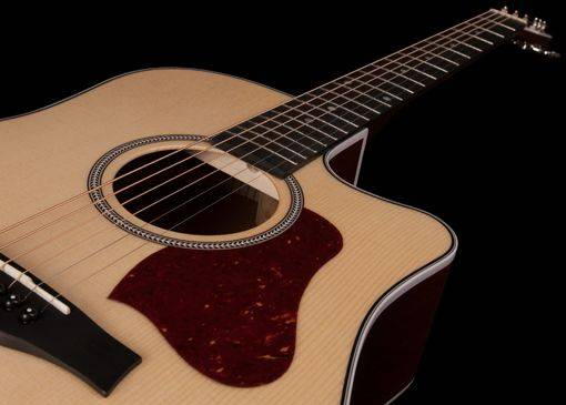Seagull 046430 Maritime SWS CW GT QIT 6 String RH Electric Acoustic Guitar Product Image 5