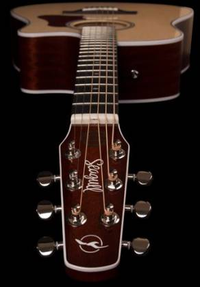 Seagull 046430 Maritime SWS CW GT QIT 6 String RH Electric Acoustic Guitar Product Image 7