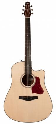 Seagull 046430 Maritime SWS CW GT QIT 6 String RH Electric Acoustic Guitar Product Image 9