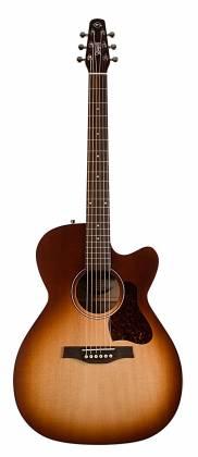 Seagull 046485 Entourage Autumn Burst CH CW A/E 6 String RH Electric Acoustic Guitar  Product Image 2