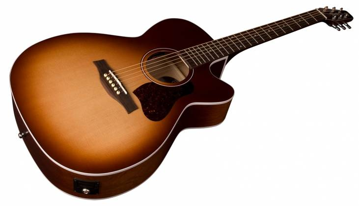 Seagull 046485 Entourage Autumn Burst CH CW A/E 6 String RH Electric Acoustic Guitar  Product Image 3