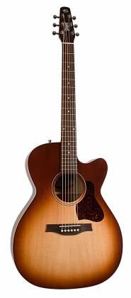 Seagull 046485 Entourage Autumn Burst CH CW A/E 6 String RH Electric Acoustic Guitar  Product Image 4