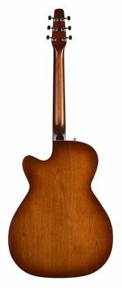 Seagull 046485 Entourage Autumn Burst CH CW A/E 6 String RH Electric Acoustic Guitar  Product Image 5