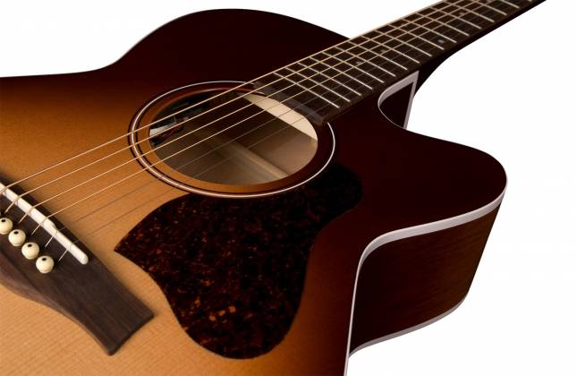 Seagull 046485 Entourage Autumn Burst CH CW A/E 6 String RH Electric Acoustic Guitar  Product Image 6