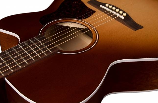 Seagull 046485 Entourage Autumn Burst CH CW A/E 6 String RH Electric Acoustic Guitar  Product Image 7