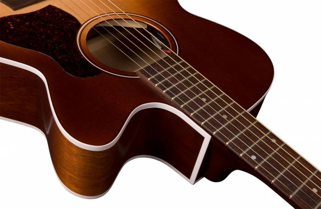 Seagull 046485 Entourage Autumn Burst CH CW A/E 6 String RH Electric Acoustic Guitar  Product Image 8
