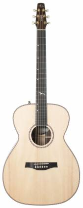 Seagull 047772 Artist Studio CH HG EQ 6 String RH Acoustic Electric Guitar w Tric Case Product Image 2