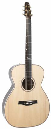 Seagull 047772 Artist Studio CH HG EQ 6 String RH Acoustic Electric Guitar w Tric Case Product Image 3