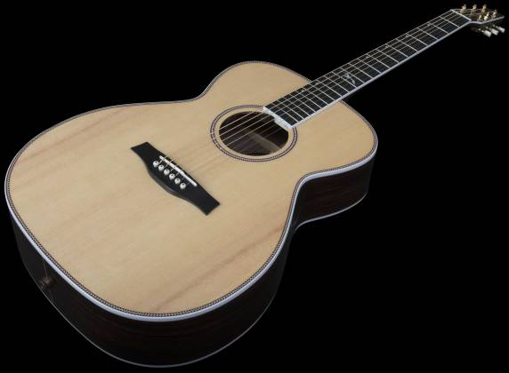 Seagull 047772 Artist Studio CH HG EQ 6 String RH Acoustic Electric Guitar w Tric Case Product Image 6