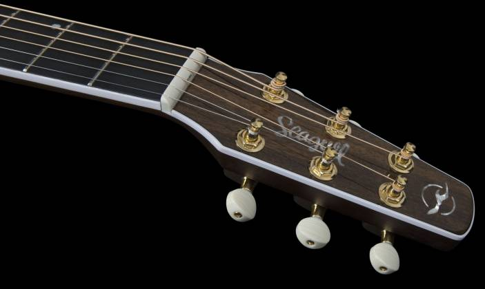 Seagull 047772 Artist Studio CH HG EQ 6 String RH Acoustic Electric Guitar w Tric Case Product Image 8