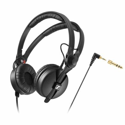 Sennheiser HD 25 Lightweight and Comfortable On Ear professional monitoring headphone 506909 Product Image 6