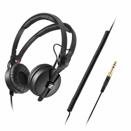 Sennheiser HD 25 PLUS On Ear DJ Headphones with Accessories 506908 Product Image 2