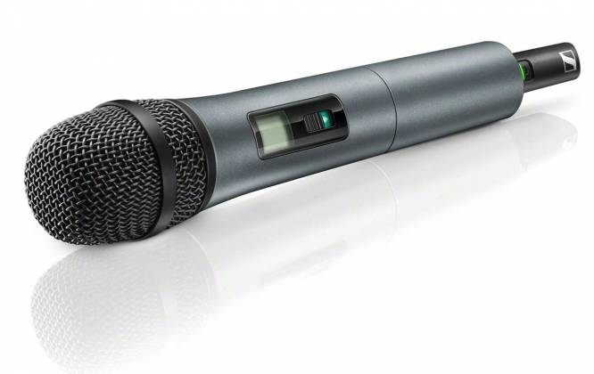 Sennheiser XSW1-825 A Wireless Vocal Set with SKM 825 Mic and EM XSW 1 Receiver (548-572 MHz) Product Image 2