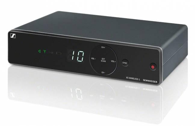 Sennheiser XSW1-825 A Wireless Vocal Set with SKM 825 Mic and EM XSW 1 Receiver (548-572 MHz) Product Image 3