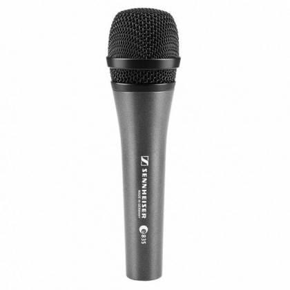 Sennheiser e 835 Live Vocal Dynamic Cardioid Microphone 004513 Product Image