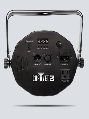 Chauvet DJ SlimPAR56 LED Par Can Stage Light with 108 Red Green and Blue LEDs Product Image 7