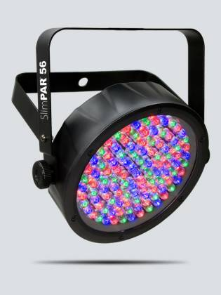 Chauvet DJ SlimPAR56 LED Par Can Stage Light with 108 Red Green and Blue LEDs Product Image 4