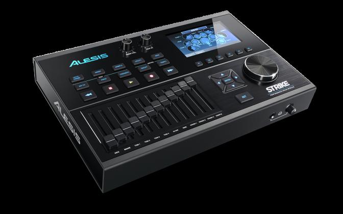 Alesis STRIKEKITXUS Electronic Drum Pro Kit 8 pc with Mesh Heads strike-kit-x-us Product Image 4