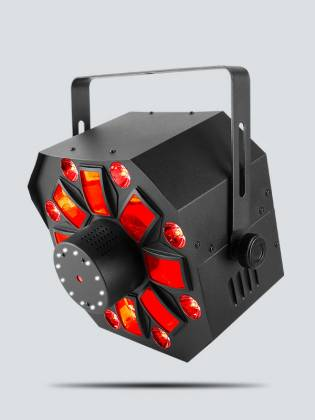 Chauvet DJ Swarm-Wash-FX Multi Effects Light with Derby, RGB+UV Wash, Laser, and Strobe Lights Product Image 5