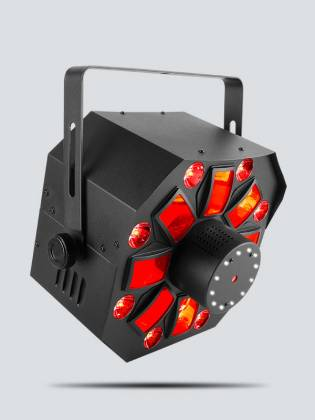 Chauvet DJ Swarm Wash FX Multi Effects Light with Derby, RGB+UV Wash, Laser, and Strobe Lights (clearance - open box - mint condition)) Product Image 3