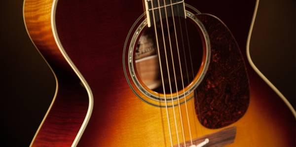 Takamine EF250-TK Pro Series Toby Keith Signature Jumbo 6 String RH Acoustic Electric Guitar with Hard Case-Sunburst Product Image 8