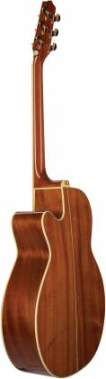 Takamine EF508-KC Legacy Series 6 String RH NEX Koa Acoustic Electric Guitar with Hard Case-Gloss Natural Product Image 3