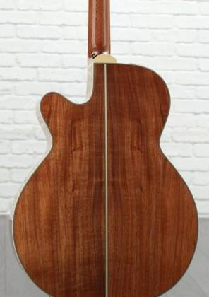 Takamine EF508-KC Legacy Series 6 String RH NEX Koa Acoustic Electric Guitar with Hard Case-Gloss Natural Product Image 5