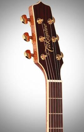 Takamine EF508-KC Legacy Series 6 String RH NEX Koa Acoustic Electric Guitar with Hard Case-Gloss Natural Product Image 8