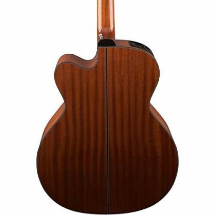 Takamine GB30CE-NAT G-Series Jumbo 4-String RH Acoustic-Electric Bass Guitar-Natural Product Image 4