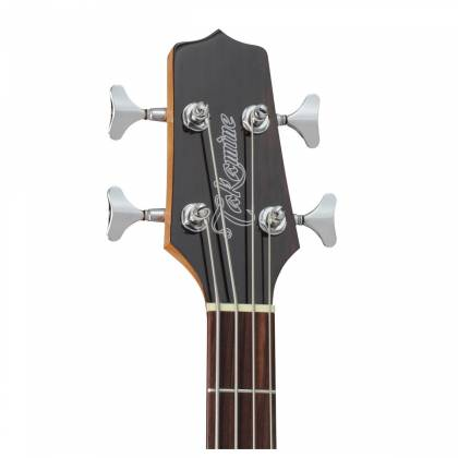 Takamine GB30CE-NAT G-Series Jumbo 4-String RH Acoustic-Electric Bass Guitar-Natural Product Image 7