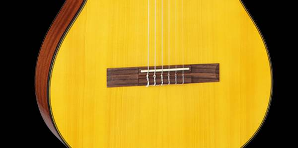 Takamine GC3-CE NAT G-Series Classical 6-String RH Acoustic Electric Guitar-Natural Product Image 7
