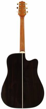 Takamine GD51CELH-NAT G-Series 6-String LH Dreadnought Acoustic Electric Guitar-Natural Product Image 2
