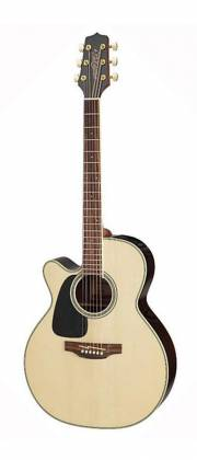 Takamine GN51CELH-NAT G-Series NEX 6-String LH Acoustic Electric Guitar-Natural Product Image 2