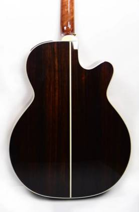 Takamine GN51CELH-NAT G-Series NEX 6-String LH Acoustic Electric Guitar-Natural Product Image 3