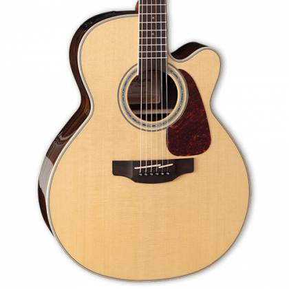 Takamine GN90CE-ZC G-Series NEX 6-String RH Acoustic Electric Guitar-Gloss Natural Product Image 3