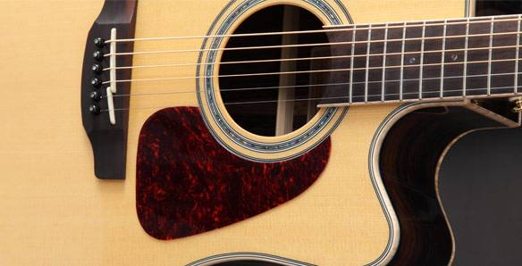 Takamine GN90CE-ZC G-Series NEX 6-String RH Acoustic Electric Guitar-Gloss Natural Product Image 5