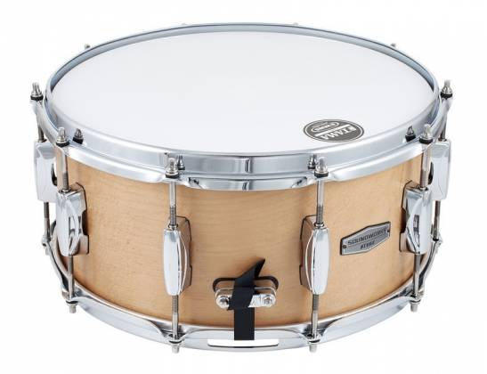 "Tama DMP1465-MVM Soundworks Maple 6.5"" x 14"" Snare Drum-Matte Vintage Product Image 4"
