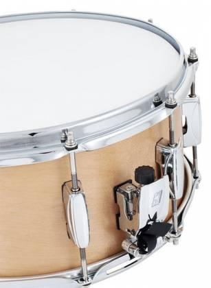 "Tama DMP1465-MVM Soundworks Maple 6.5"" x 14"" Snare Drum-Matte Vintage Product Image 6"