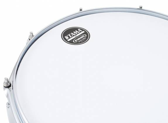 "Tama DMP1465-MVM Soundworks Maple 6.5"" x 14"" Snare Drum-Matte Vintage Product Image 8"