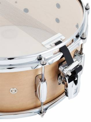 "Tama DMP1465-MVM Soundworks Maple 6.5"" x 14"" Snare Drum-Matte Vintage Product Image 10"