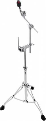 Tama HTC807W Roadpro Combination Tom and Cymbal Stand Product Image 3