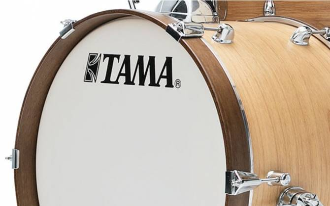 Tama LJL48H4-SBO Club Jam 4-Piece Drum Kit complete with Hardware and Throne (open box clearance display model) Product Image 4